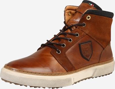 PANTOFOLA D'ORO Šněrovací boty 'Benevento' - noční modrá / karamelová, Produkt