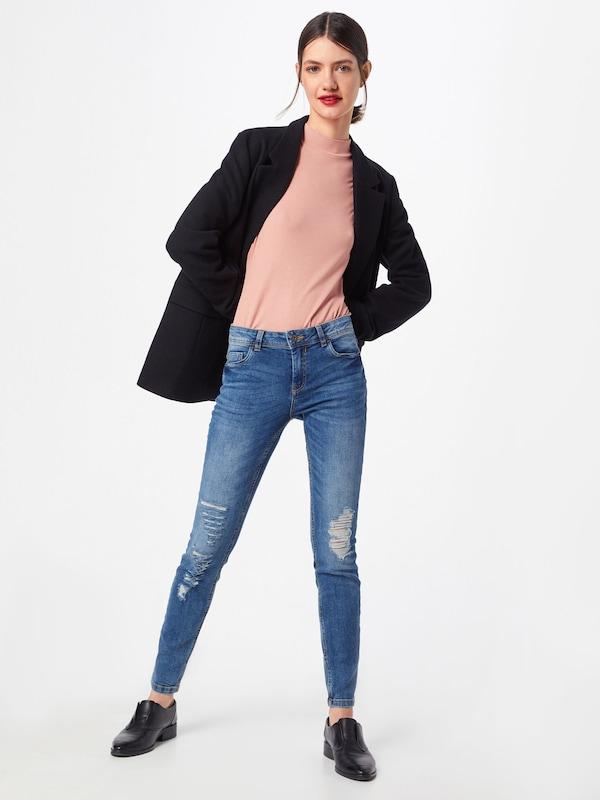 Denim Skinny En Reg Blue Damage M Jean Jacqueline 'jdyjone Yong Bleu Dnm' De 3q4A5RLj
