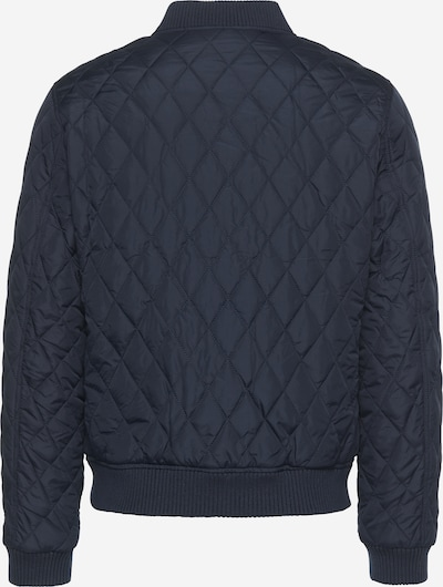 Urban Classics Jacket in navy: Rückansicht
