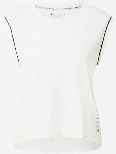 UNDER ARMOUR Sportshirt  'UA Run Anywhere SS' in weiß, Produktansicht