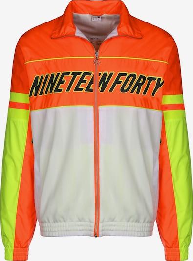 PUMA Trainingsjacke ' luXTG ' in orange / weiß, Produktansicht