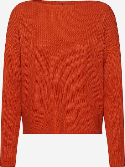 ONLY Pullover 'MARINA' in orangerot, Produktansicht