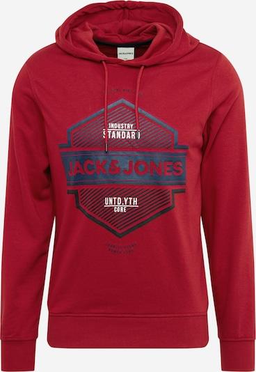 JACK & JONES Bluzka sportowa 'JCOLINK' w kolorze czerwonym: Widok z przodu