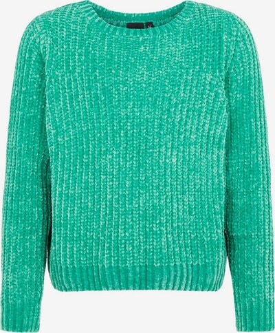 LMTD Pullover in jade, Produktansicht