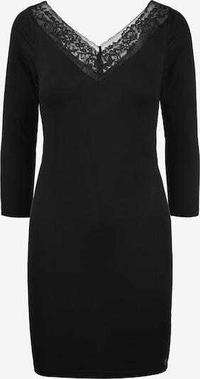 Desires Jerseykleid 'Jess' in schwarz, Produktansicht