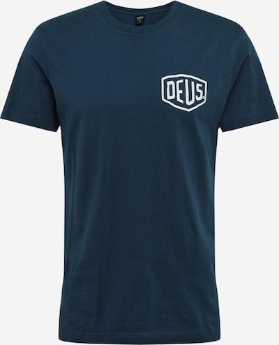 DEUS EX MACHINA Koszulka 'Canggu Address' w kolorze granatowy / białym, Podgląd produktu