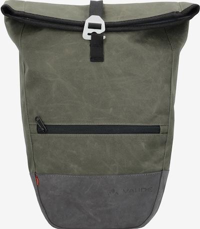 VAUDE Sportrugzak 'Tobel S  31 cm' in de kleur Grijs / Olijfgroen, Productweergave