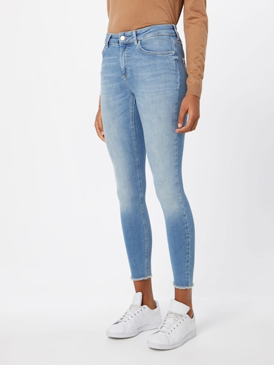 ONLY Jeans 'onlBLUSH' in blue denim, Modelansicht
