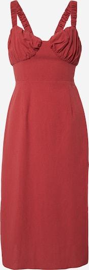 GLAMOROUS Kleid in rot, Produktansicht