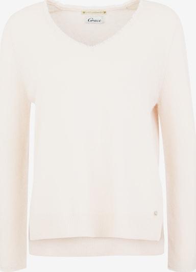 Grace Pullover in elfenbein, Produktansicht