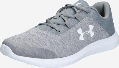 UNDER ARMOUR Sporta apavi 'UA Mojo' pieejami gaiši pelēks / balts, Preces skats