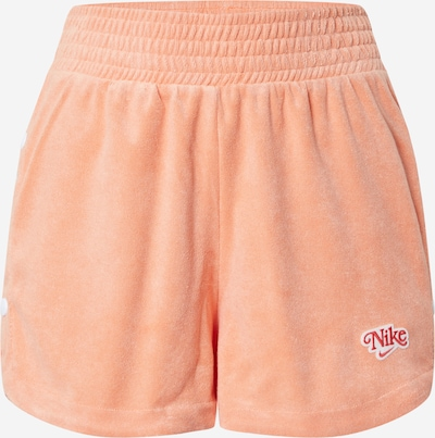 NIKE Shorts in orange, Produktansicht