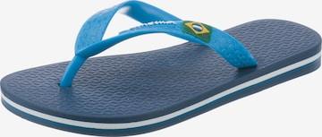 Ipanema Zehentrenner 'Classic Brazil' in Blau
