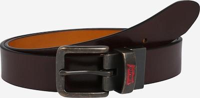 LEVI'S Opasky - tmavohnedá, Produkt