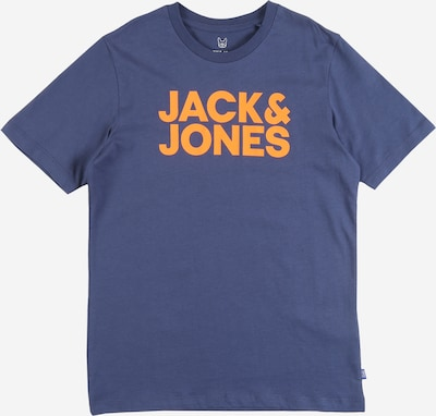Jack & Jones Junior T-Shirt in blue denim, Produktansicht