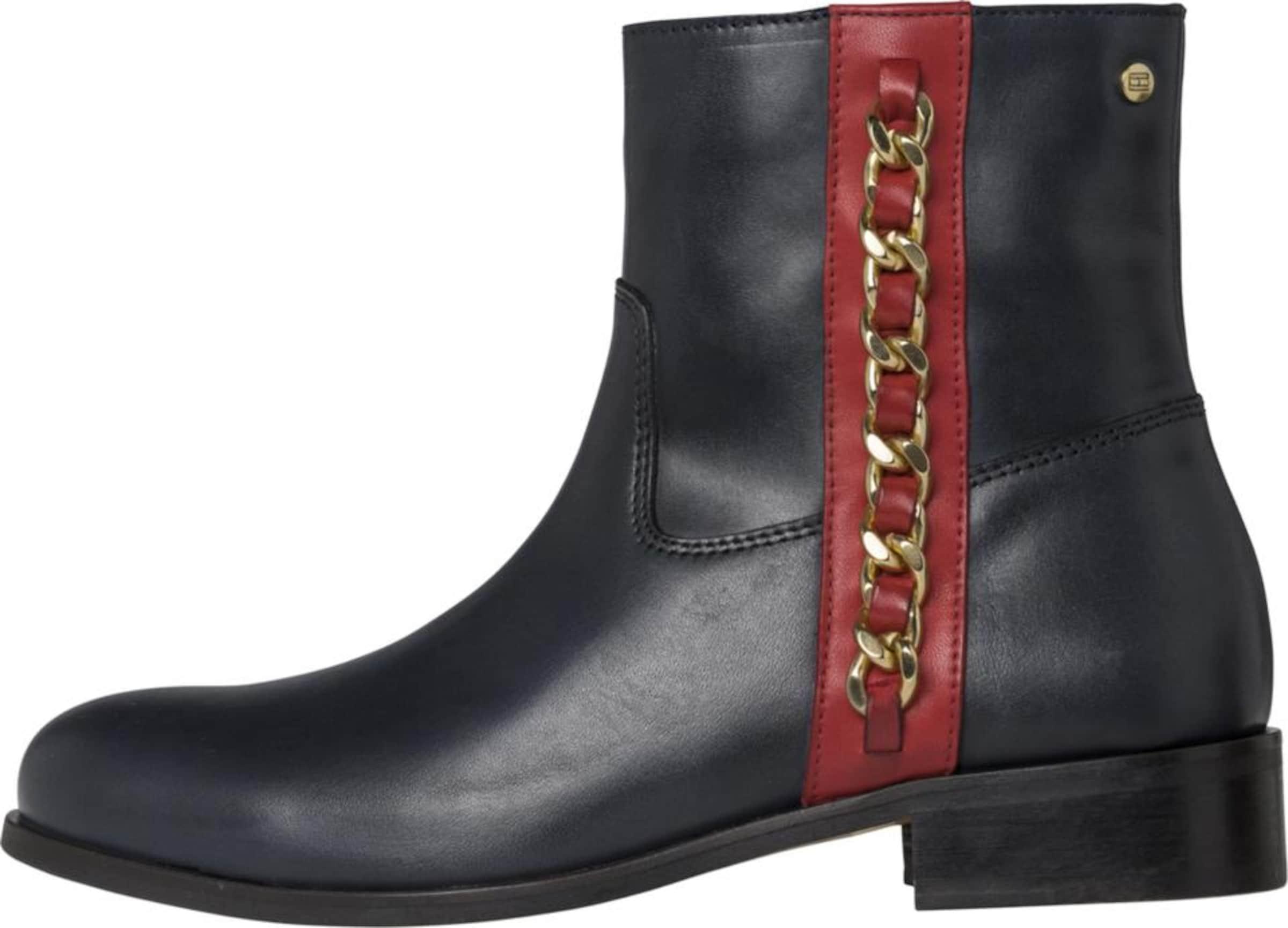 TOMMY HILFIGER Boots Verschleißfeste billige Schuhe