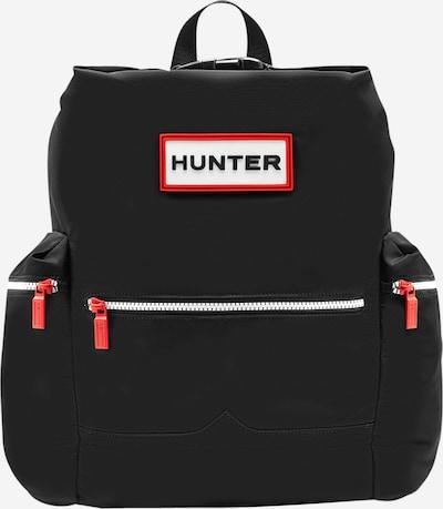 HUNTER Plecak w kolorze czarnym, Podgląd produktu