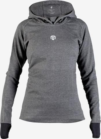 MOROTAI Athletic Sweatshirt 'Comfy Performance' in Grey