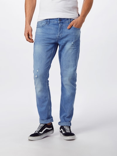 Only & Sons Jeans 'ONSLOOM SLIM L BLUE PK 5261 NOOS' in blue denim, Modelansicht