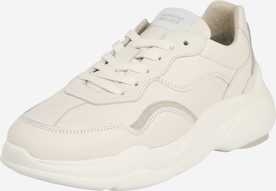 Garment Project Sneaker 'Bank' in offwhite, Produktansicht