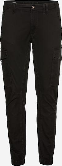 Pantaloni cu buzunare JACK & JONES pe negru, Vizualizare produs