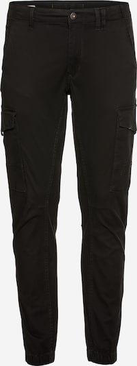 JACK & JONES Cargohose in schwarz, Produktansicht