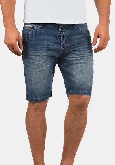 INDICODE JEANS Shorts 'Alessio' in blau / blue denim, Produktansicht