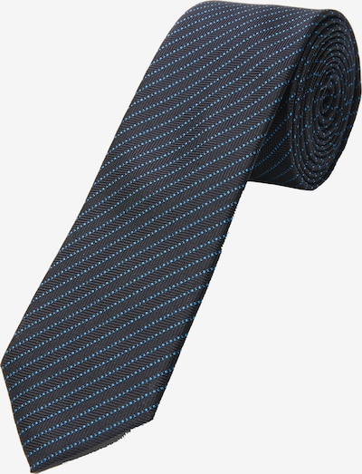 s.Oliver BLACK LABEL Krawatte in kobaltblau, Produktansicht