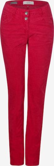CECIL Broek in de kleur Rood, Productweergave
