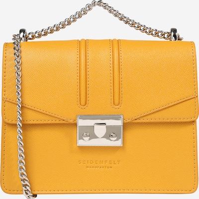 Seidenfelt Manufaktur Tasche 'ROROS' in gelb, Produktansicht