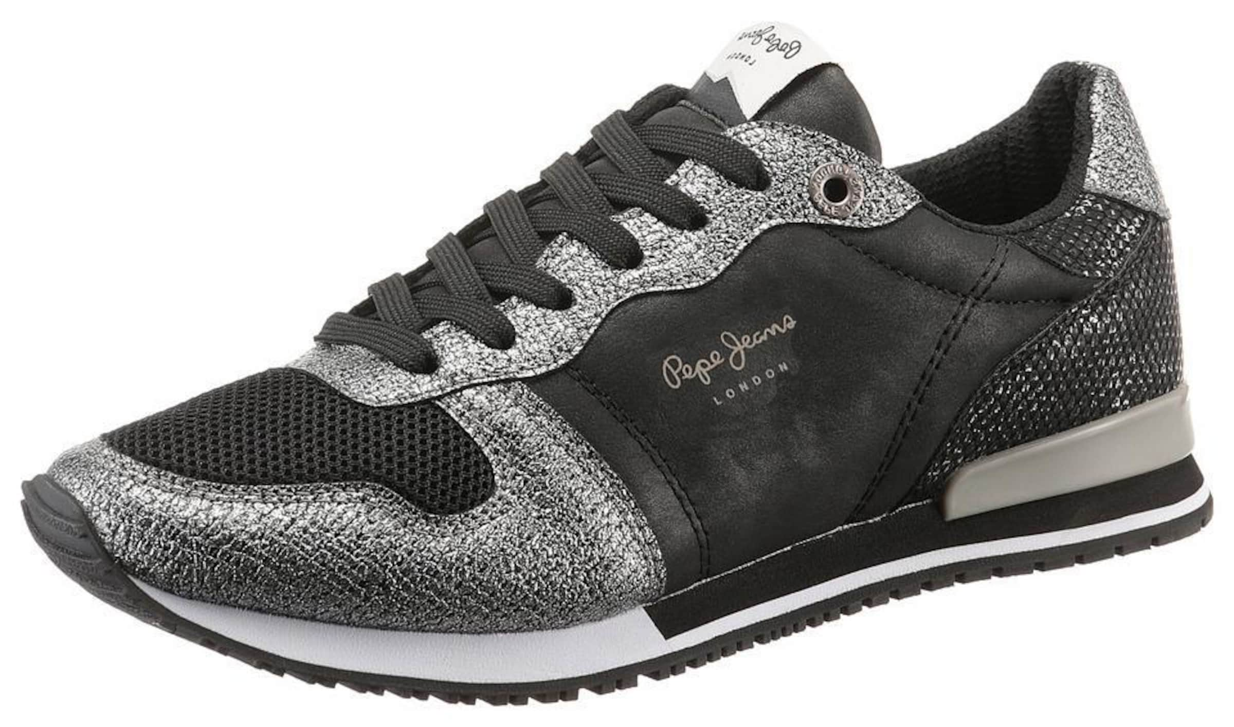 Pepe Jeans Sneaker Gable Top Hohe Qualität