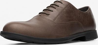 CAMPER Elegante Schuhe ' Mil ' in dunkelbraun, Produktansicht