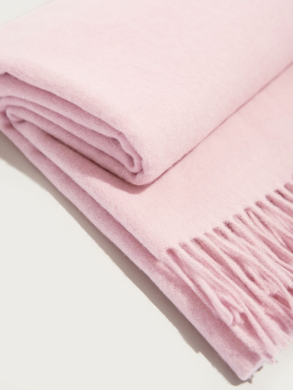 EDITED the label Wool Schal 'Esma'