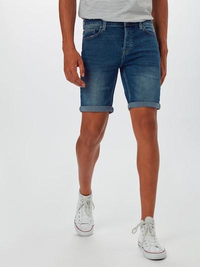 Only & Sons Jeans 'ONSPLY  BLUE PK 7484' in de kleur Blauw denim, Modelweergave