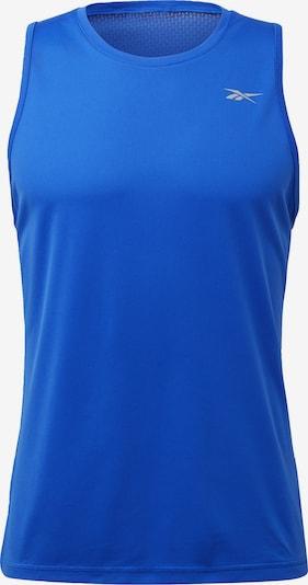 REEBOK Sport-Shirt in kobaltblau, Produktansicht