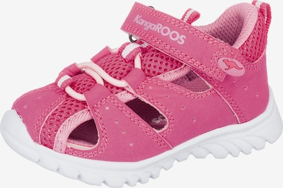 KangaROOS Sandale 'Rock lite' in pink, Produktansicht