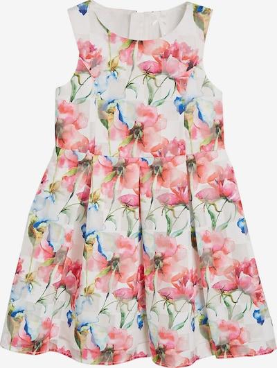 NEXT Kleid in mischfarben / weiß, Produktansicht