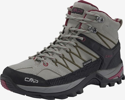 CMP Boots in hellgrün / schwarz, Produktansicht