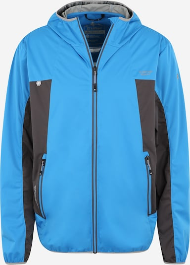 KILLTEC Sport-Jacke 'Jerik' in blau, Produktansicht