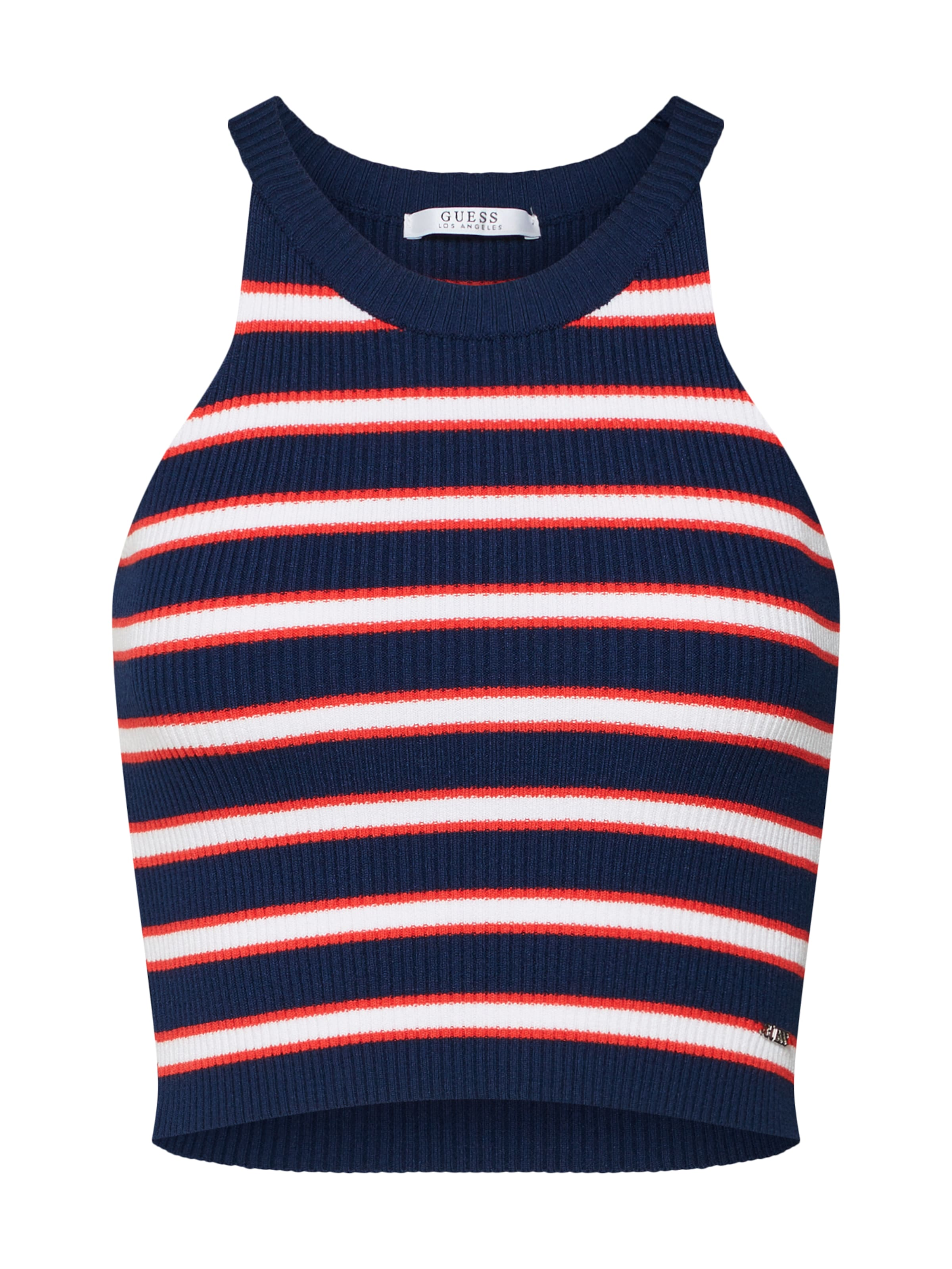 In Top In Guess NavyRot NavyRot Weiß Guess Top Guess Weiß 5A3jqR4L