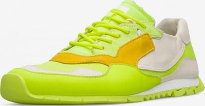 CAMPER Sneaker ' Nothing ' in gelb, Produktansicht
