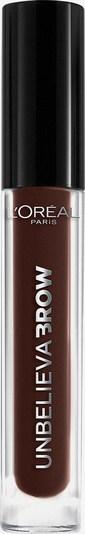 L'Oréal Paris Augenbrauen-Gel in dunkelbraun, Produktansicht