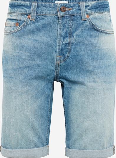 Only & Sons Jeans Shorts 'onsPLY SHORTS LIGHT BLUE PK 8614' in blue denim, Produktansicht