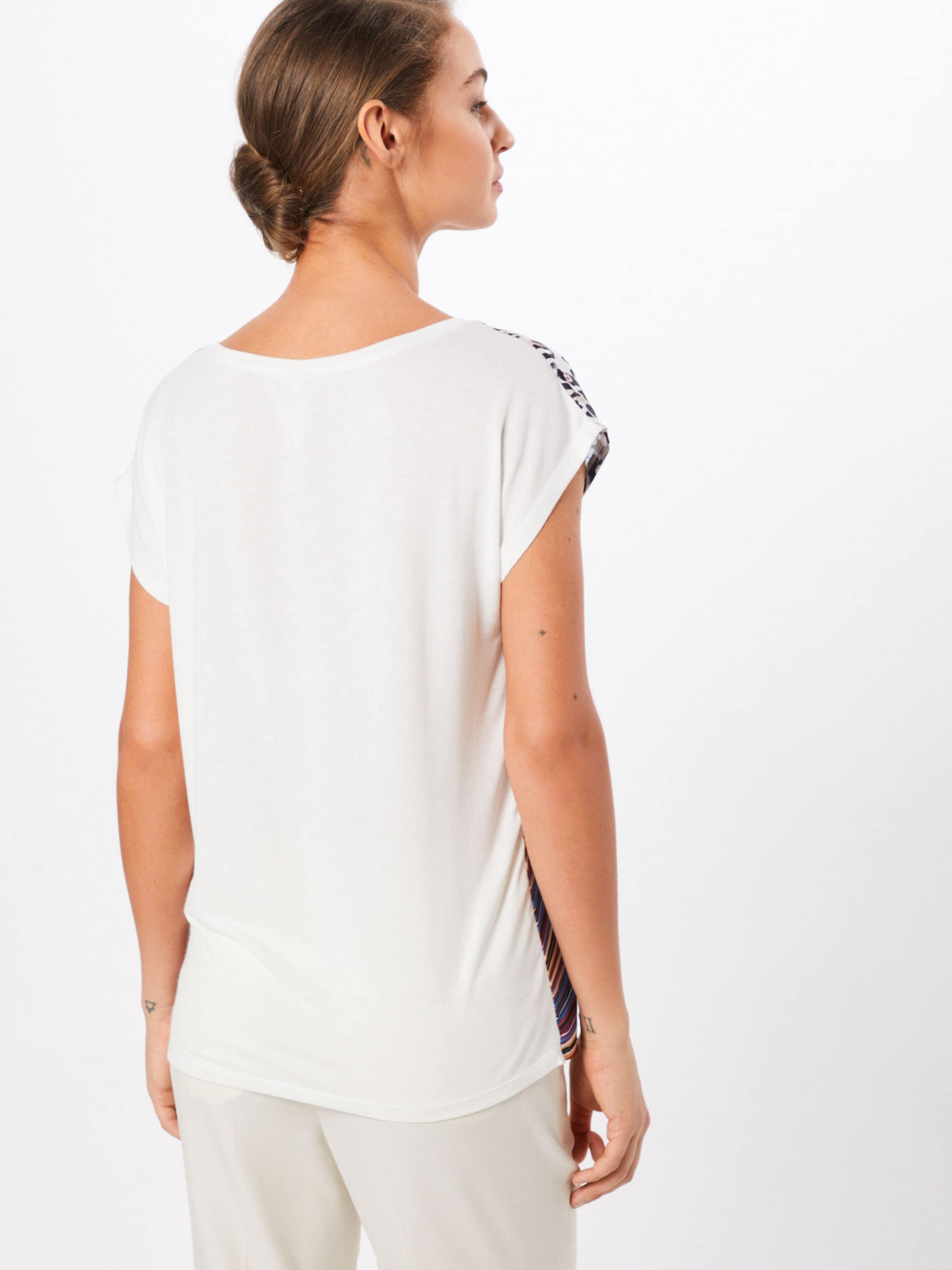 T Cassé De Key shirt Largo CouleursBlanc En Mélange w0kn8OP
