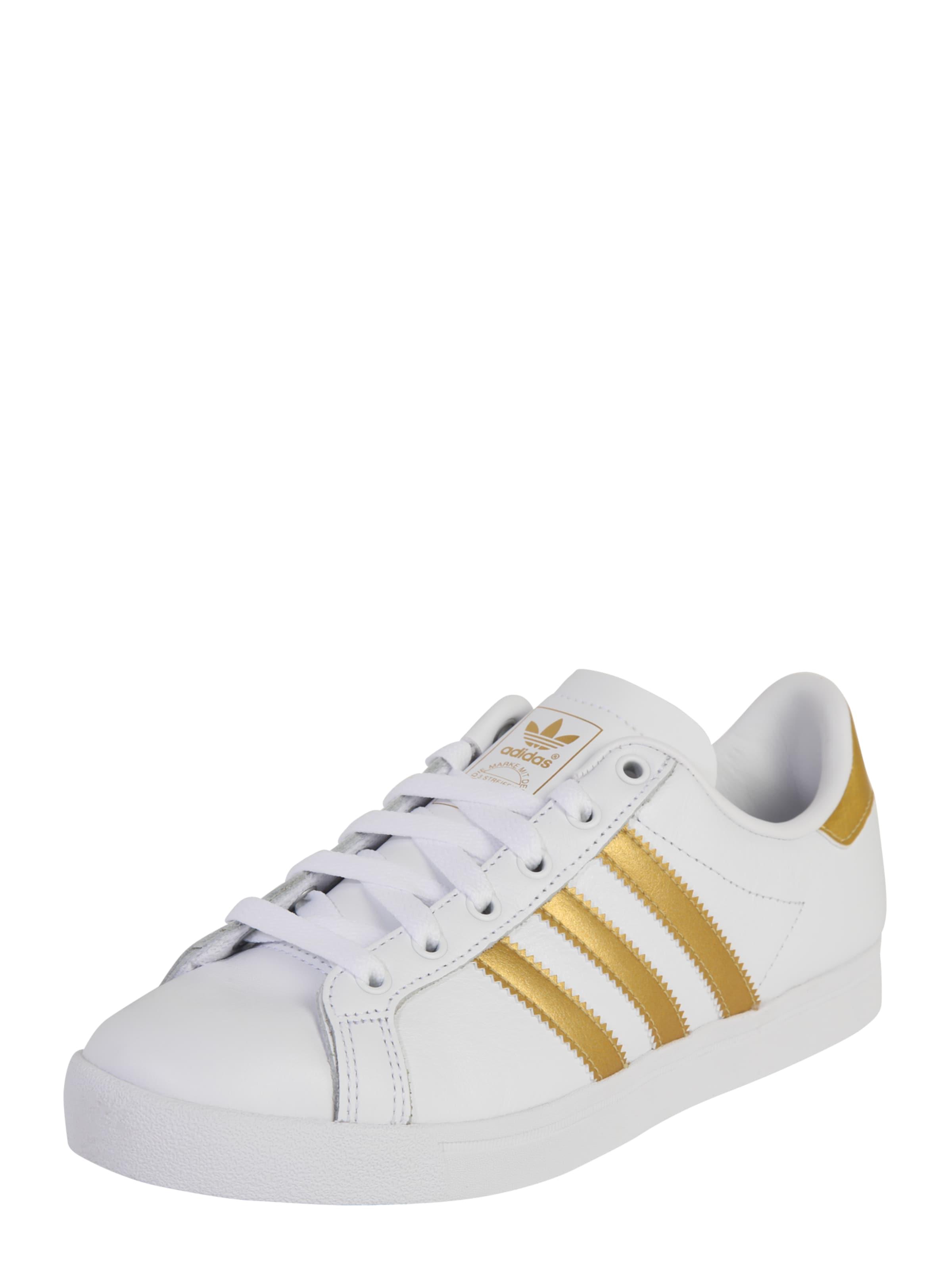 GoldWeiß Star W' Originals DamenSneaker In 'coast Adidas bygYf67