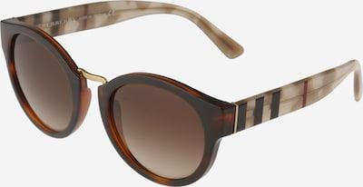 BURBERRY Okulary przeciwsłoneczne w kolorze brązowym, Podgląd produktu