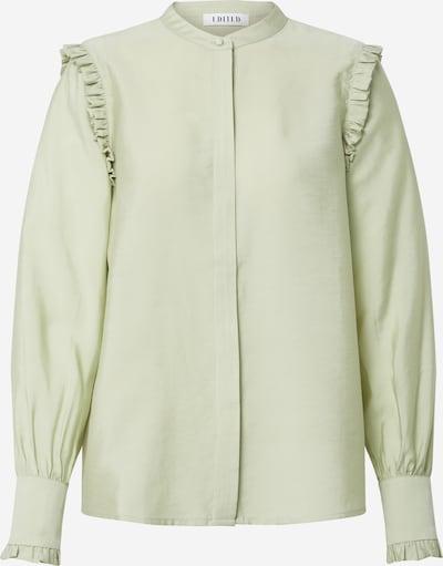EDITED Bluza 'Hilda' | pastelno zelena barva, Prikaz izdelka