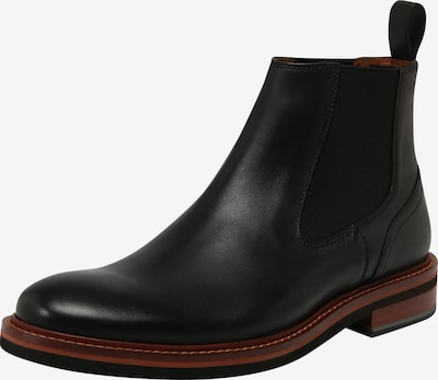TOMMY HILFIGER Stiefel 'SMOOTH LEATHER CHELSEA BOOT' in schwarz, Produktansicht