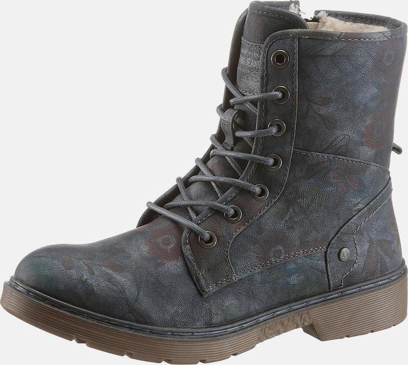 Haltbare | Mode billige Schuhe MUSTANG | Haltbare Schnürboots Schuhe Gut getragene Schuhe 7b4455