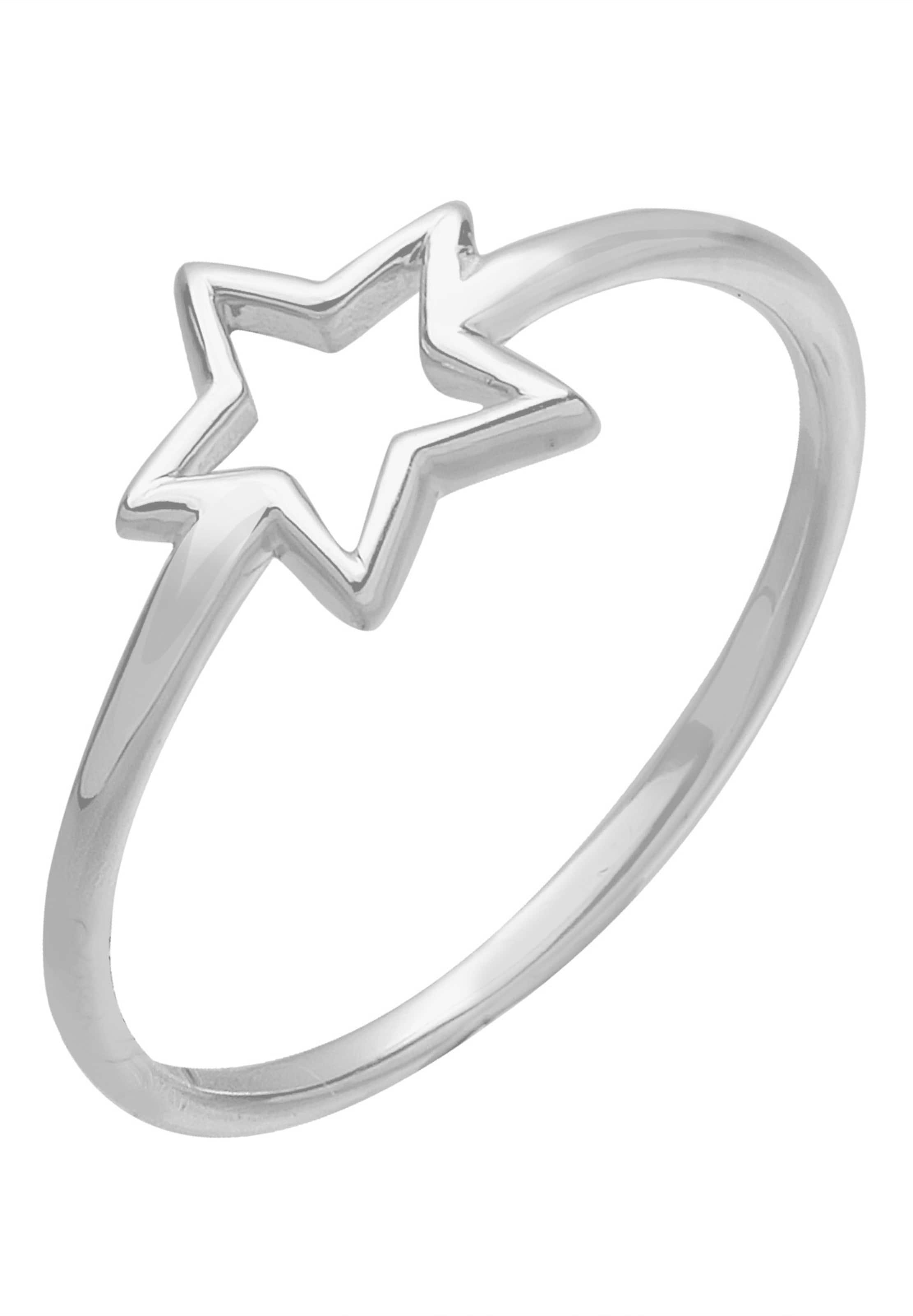 In 'sterne' Silber Ring Elli lTFK1Jc